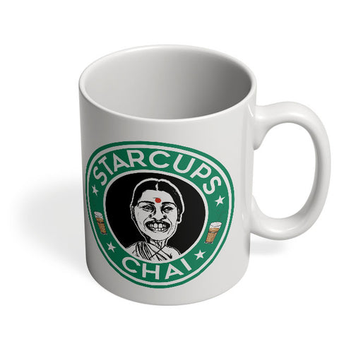 Coffee Mugs Online | Starcups Chai Mug Online India