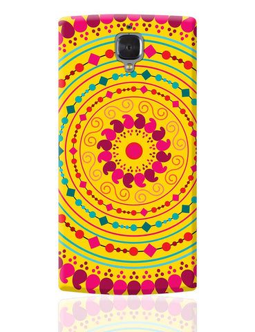 Mandala OnePlus 3 Cover Online India