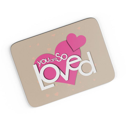 So Loved A4 Mousepad Online India