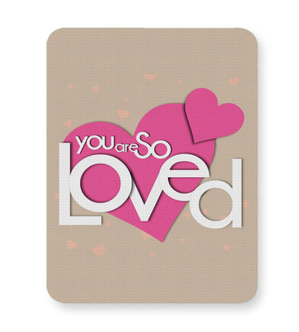Buy Mousepads Online India | So Loved Mouse Pad Online India