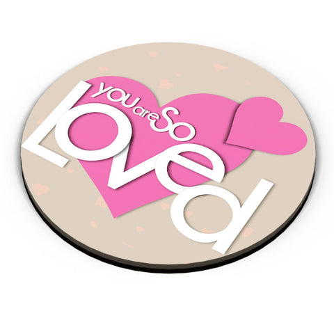 PosterGuy | So Loved Fridge Magnet Online India by Harpreet
