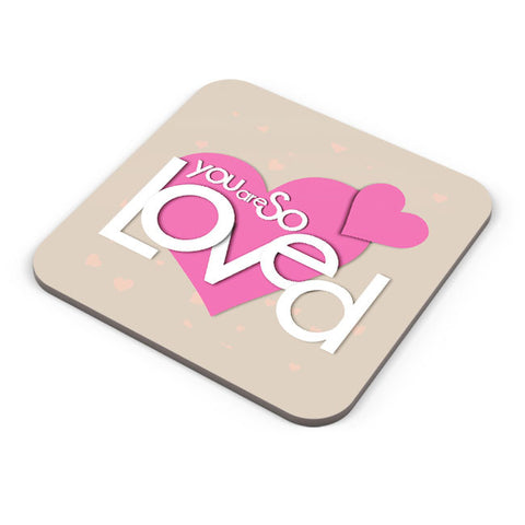 Buy Coasters Online | So Loved Coaster Online India | PosterGuy.in