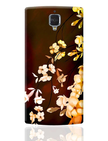 Blooming OnePlus 3 Cover Online India