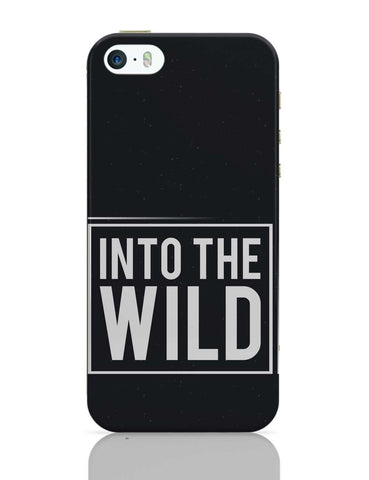 iPhone 5 / 5S Cases & Covers | Into The Wild iPhone 5 / 5S Case Online India