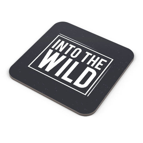 Buy Coasters Online | Into The Wild Coaster Online India | PosterGuy.in