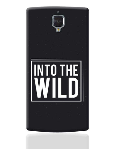 Into The Wild OnePlus 3 Cover Online India