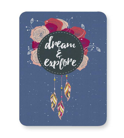Buy Mousepads Online India | Dream And Explore Mouse Pad Online India