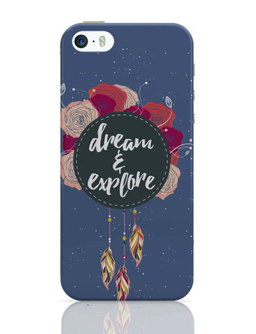 iPhone 5 / 5S Cases & Covers | Dream And Explore iPhone 5 / 5S Case Online India