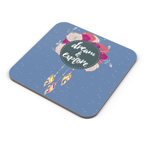 Buy Coasters Online | Dream And Explore Coaster Online India | PosterGuy.in