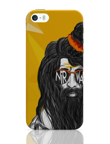 iPhone 5 / 5S Cases & Covers | Nirvana iPhone 5 / 5S Case Online India