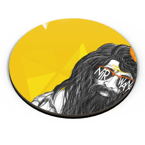 PosterGuy | Nirvana Fridge Magnet Online India by Harpreet
