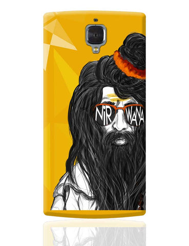 Nirvana OnePlus 3 Cover Online India