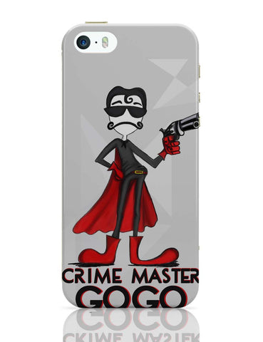 iPhone 5 / 5S Cases & Covers | Crime Master Gogo iPhone 5 / 5S Case Online India