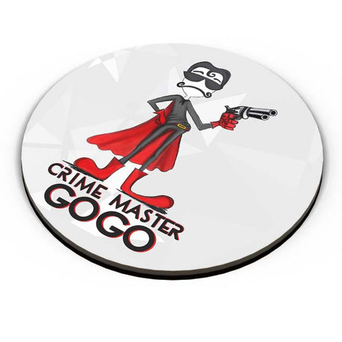 PosterGuy | Crime Master Gogo Fridge Magnet Online India by Harpreet