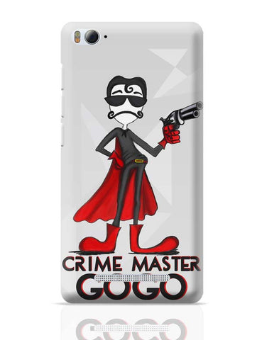 Xiaomi Mi 4i Covers | Crime Master Gogo Xiaomi Mi 4i Case Cover Online India