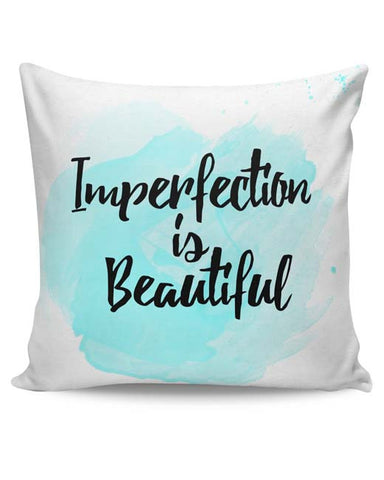 PosterGuy | Imperfection Cushion Cover Online India