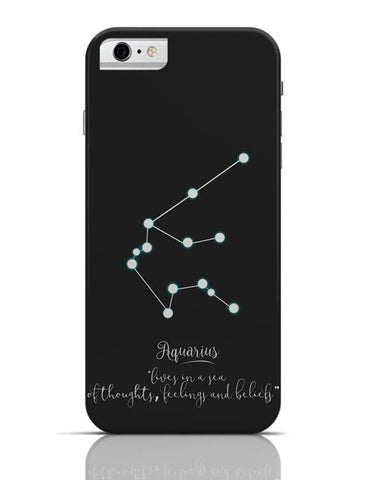 iPhone 6/6S Covers & Cases | Aquarius iPhone 6 / 6S Case Cover Online India