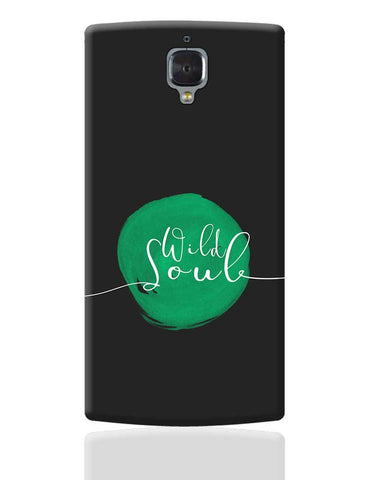 Wild Soul OnePlus 3 Cover Online India
