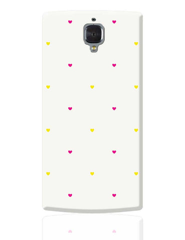 Hearty OnePlus 3 Cover Online India