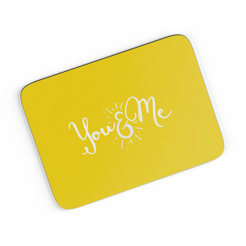 You And Me A4 Mousepad Online India