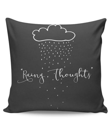 Rainy Thoughts Cushion Cover Online India