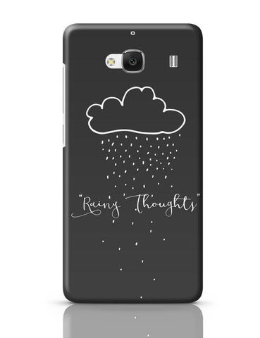 Xiaomi Redmi 2 / Redmi 2 Prime Cover| Rainy Thoughts Redmi 2 / Redmi 2 Prime Case Cover Online India
