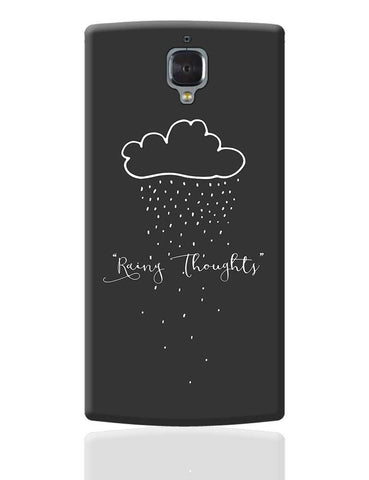 Rainy Thoughts OnePlus 3 Cover Online India