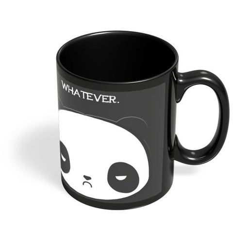 Coffee Mugs Online | Whatever Black Coffee Mug Online India