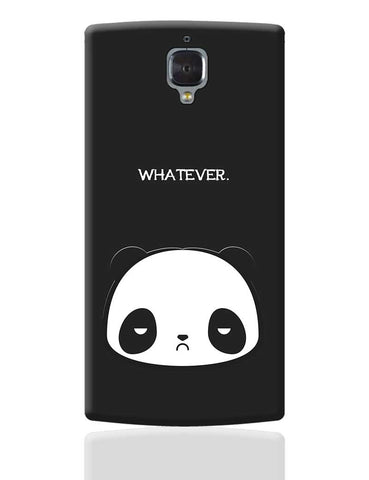 Whatever OnePlus 3 Cover Online India