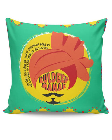 Kuldeep Manak  Cushion Cover Online India