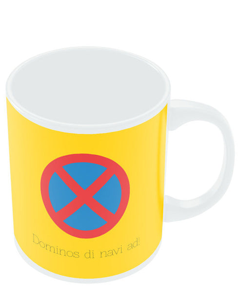 Coffee Mugs Online | Dominos The Navi Ad | Road Signs For Punjabis Mug Online India