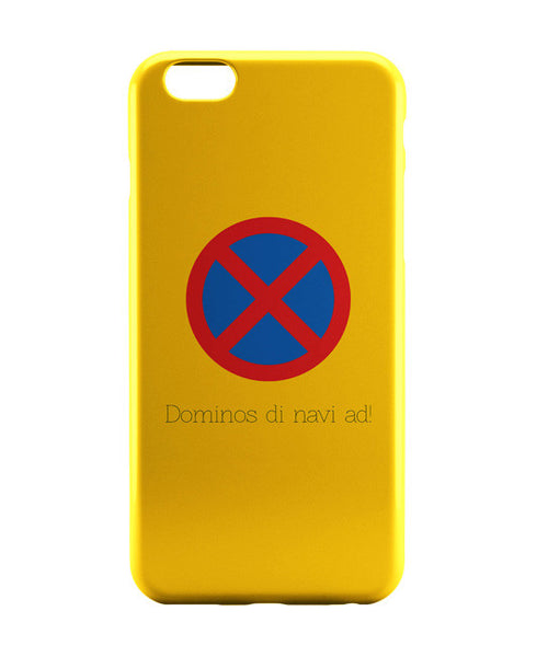 iPhone 6 Cases | Dominos The Navi Ad | Road Signs For Punjabis iPhone 6 Case Online India