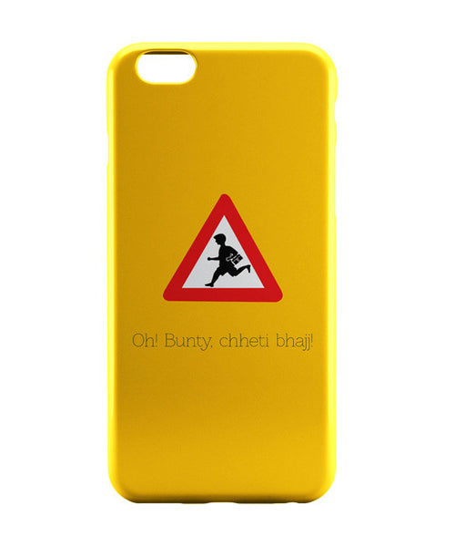 iPhone 6 Cases | Oh Bunty! Chetti Bhajj | Road Signs For Punjabis iPhone 6 Case Online India