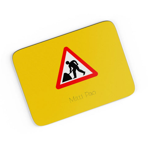 Mitti pao | Road Signs For Punjabis A4 Mousepad Online India