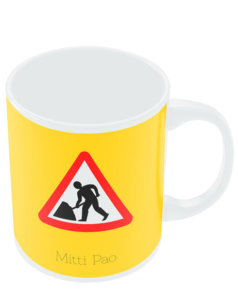 Coffee Mugs Online | Mitti pao | Road Signs For Punjabis Mug Online India