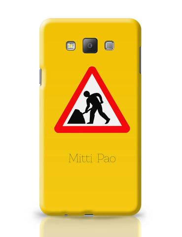 Samsung Galaxy A7 Covers | Mitti pao | Road Signs For Punjabis Samsung Galaxy A7 Covers Online India