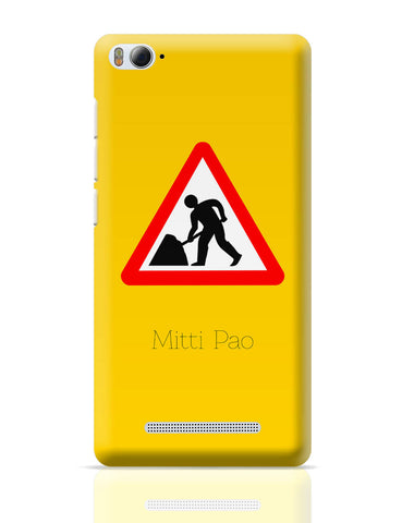 Xiaomi Mi 4i Covers | Mitti pao | Road Signs For Punjabis Xiaomi Mi 4i Cover Online India