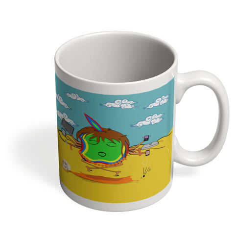 Coffee Mugs Online | Apple Baba Ki Jai Mug Online India