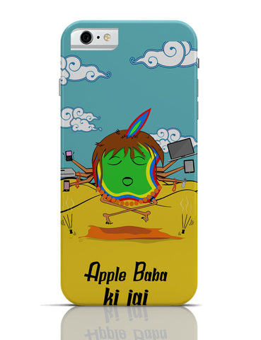 iPhone 6 Covers & Cases | Apple Baba Ki Jai iPhone 6 Case Online India