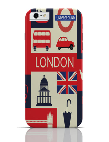 iPhone 6 Covers & Cases | London City Illustration iPhone 6 Case Online India