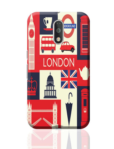 London City Illustration Moto G4 Plus Online India