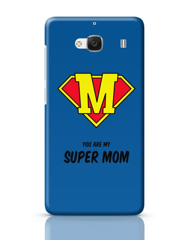 Xiaomi Redmi 2 / Redmi 2 Prime Cover| Super Mom Redmi 2 / Redmi 2 Prime Case Cover Online India