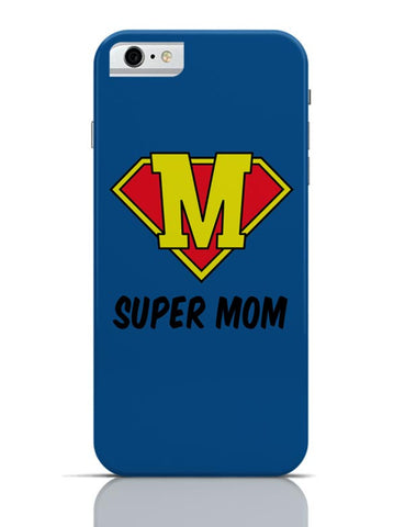 iPhone 6/6S Covers & Cases | Super Mom (Version 02) iPhone 6 / 6S Case Cover Online India