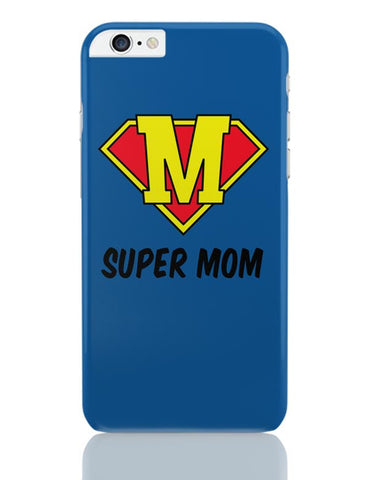 iPhone 6 Plus/iPhone 6S Plus Covers | Super Mom (Version 02) iPhone 6 Plus / 6S Plus Covers Online India
