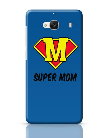 Xiaomi Redmi 2 / Redmi 2 Prime Cover| Super Mom (Version 02) Redmi 2 / Redmi 2 Prime Case Cover Online India