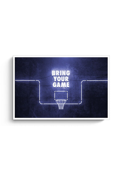 Bring Your Game Poster Online India