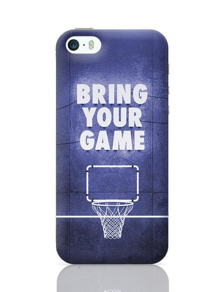 Bring Your Game iPhone 5/5S Covers Cases Online India