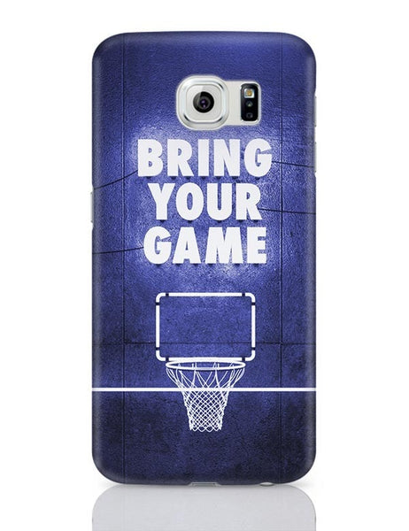Bring Your Game Samsung Galaxy S6 Covers Cases Online India
