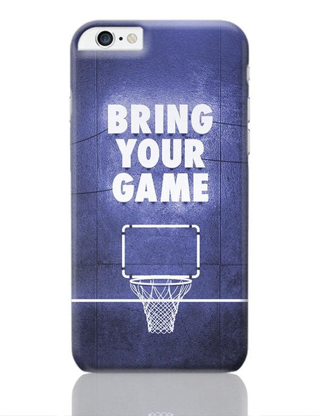Bring Your Game iPhone 6 Plus / 6S Plus Covers Cases Online India