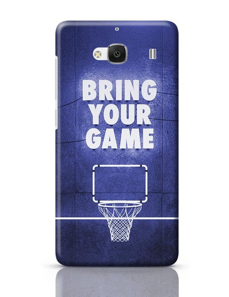 Bring Your Game Redmi 2 / Redmi 2 Prime Covers Cases Online India